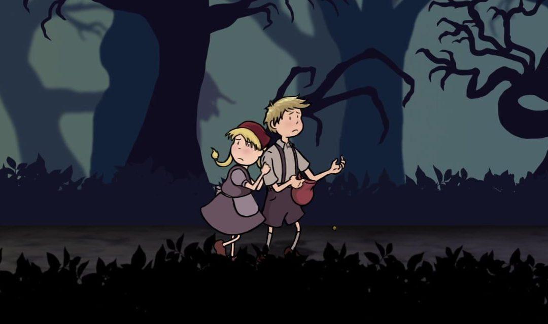 Hansel y Gretel, los Niños que se Perdieron en el Bosque