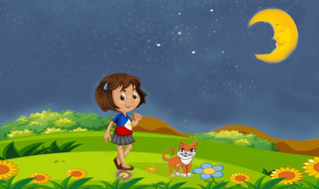 Cristina y la Luna Lunera
